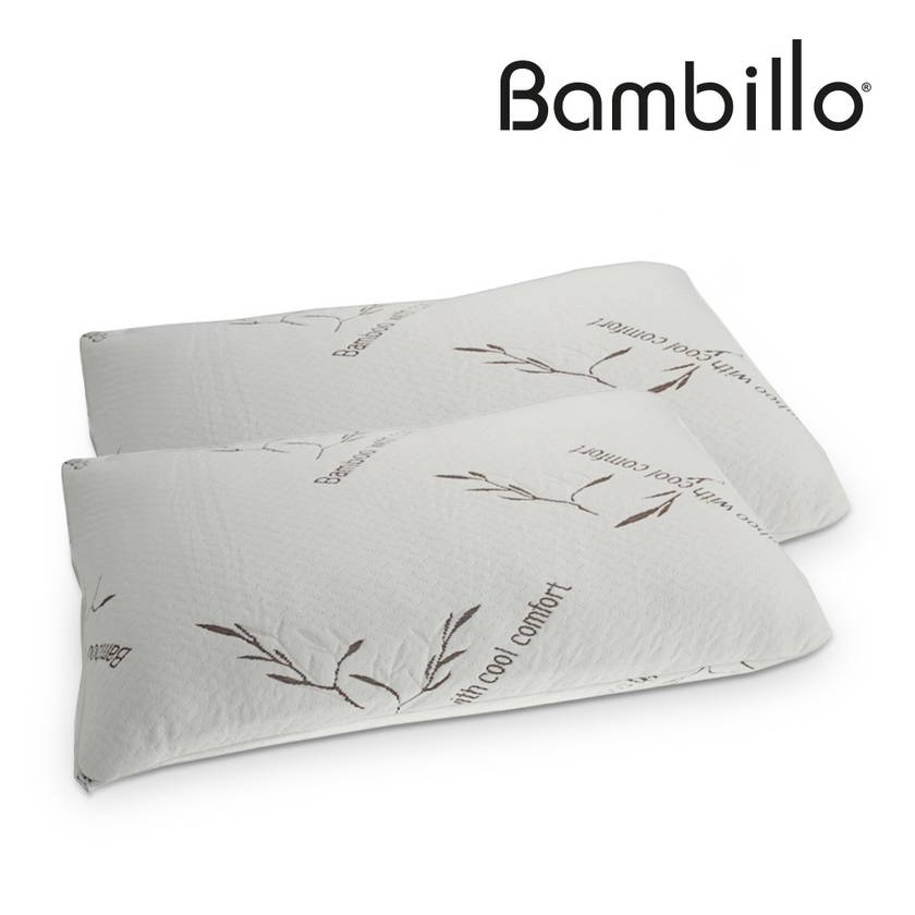 Summer Breeze Pillow Cases - Queen Size (to fit Bambillo)