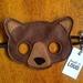 Bear felt mask, soft & durable for kids' imaginative play