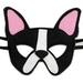 Chloe the French Bulldog - Felt mask for kids' imaginative play