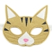 *SOLD OUT* Alfred the Tabby Cat - Felt mask for kids' imaginative play