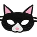 *SOLD OUT* Oliver the Cat - Felt mask for kids' imaginative play