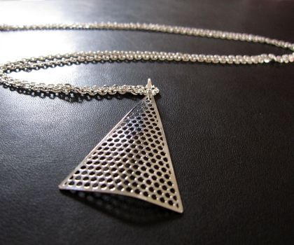 Sail necklace