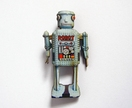 Another robot brooch