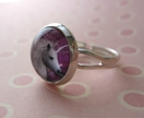 20% off with voucher code SALE - unicorn ring