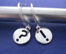 ?! earrings