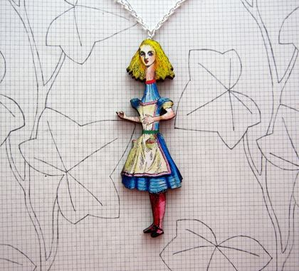 Tall Alice necklace