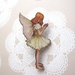 sale - Fairy brooch