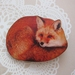 Another fox brooch