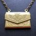 Little purse necklace