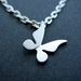 Lil' butterfly necklace