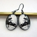 Nancy Drew earrings