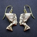 Queen Nefertiti earrings