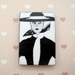sale - Vintage fashion magnet