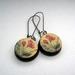 sale - poppy earrings