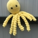 Ollie the Soft Toy Octopus