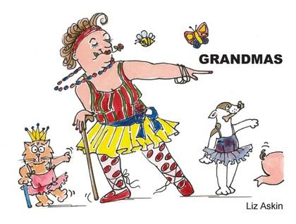 """Grandmas"" book"
