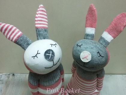Sleeping buddy Bunny, baby toys