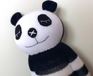 Sleeping buddy Panda, kids/baby toys
