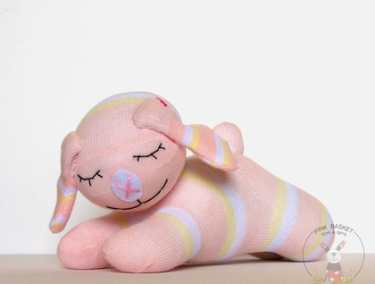 Sleeping buddy Lamb, soft toys