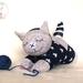 Sleeping buddy Kitten, baby toys