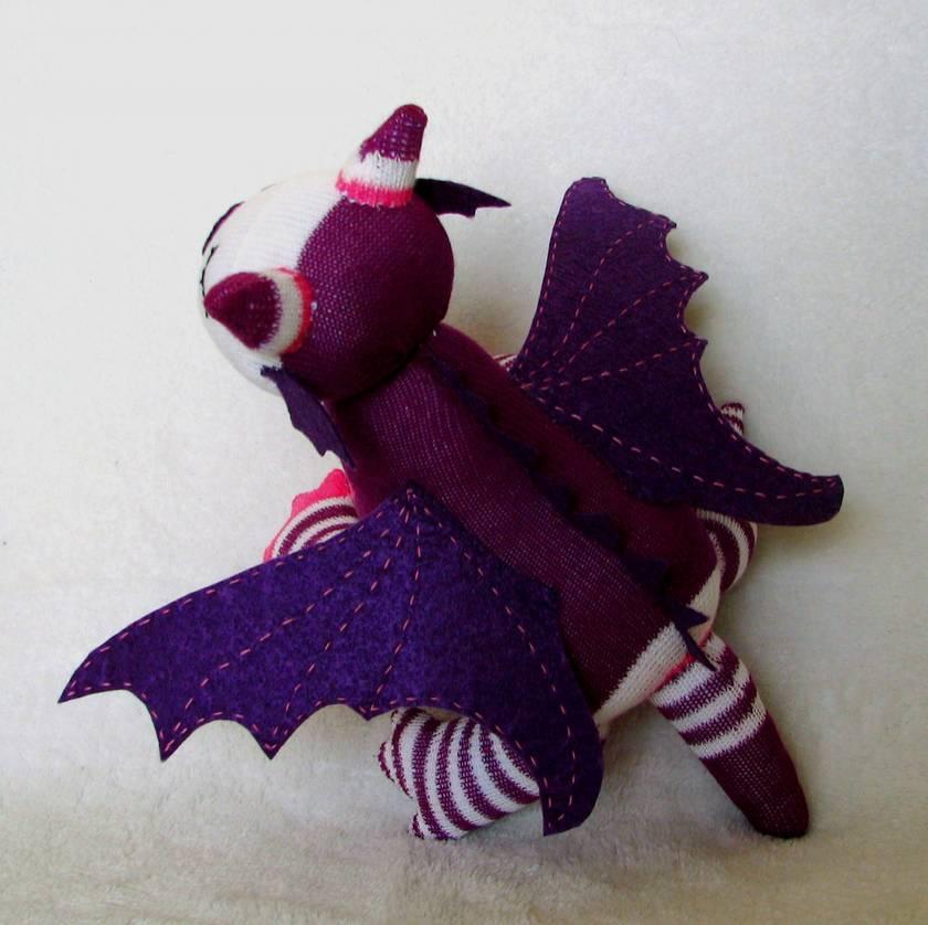 Sleeping buddy Dragon, soft toys