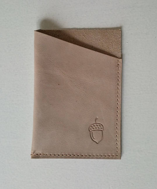 Leather Credit Card Wallet or small business cards