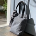'The Everydayer' Luxe Oilskin Tote