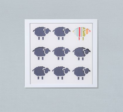 Pink Abc Animal Nursery Art Print Loveideasnz 12 00 Spot The Sheep