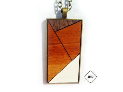 how to make a mosaic pendant