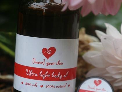 Ultra Light Body Oil