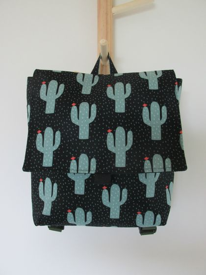 Kids' Backpack - Cactus