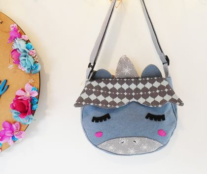 Child's Unicorn Handbag