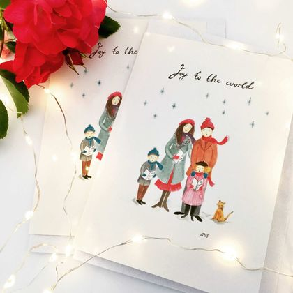 Christmas Cards 4 Pack