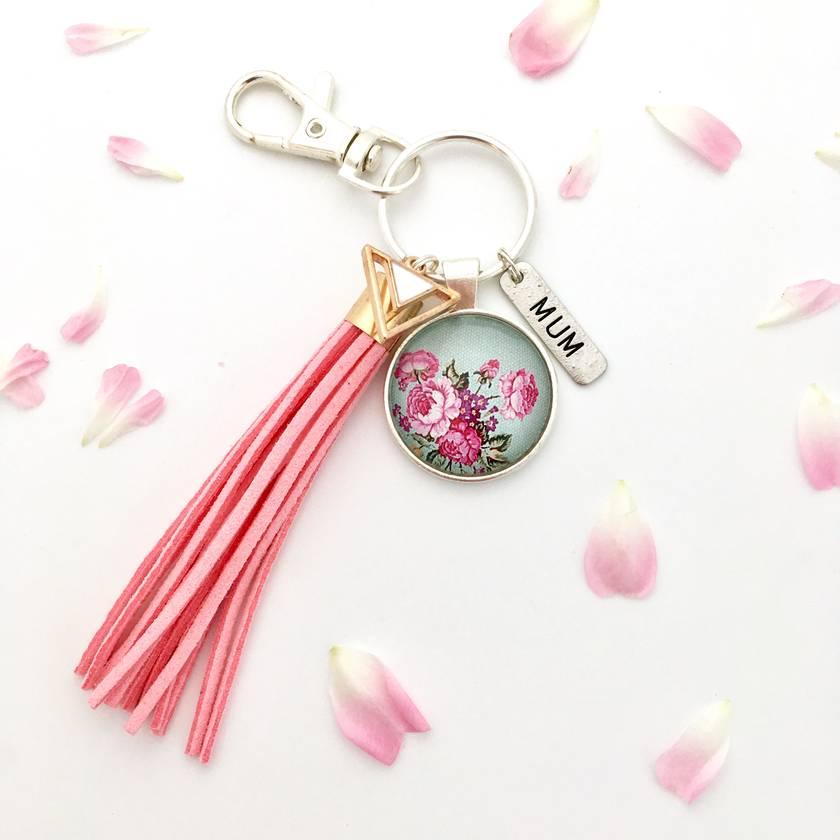 Mum Key Ring