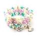 Kids Fairy Garden Stack Bracelet