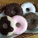 Felt food *Donuts* no.12  ---PDF Pattern---