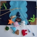 Felt toy *Going Fishing* no.14 ---PDF Pattern---