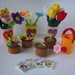 Felt Toy *Flower Garden* no.16 ---PDF Patterns---