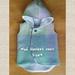 NZ Vintage Wool Blanket Vest (size:4)