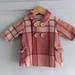NZ Vintage Wool Blanket Coat (size:1)