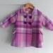 NZ Vintage Wool Blanket Coat (size:2)
