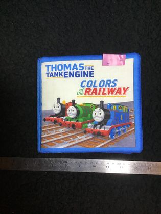Thomas the Tank Engine -colours of the railway