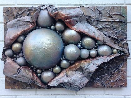 """White Fissure Eruption"""