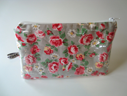 """Katie Rose' make-up purse"
