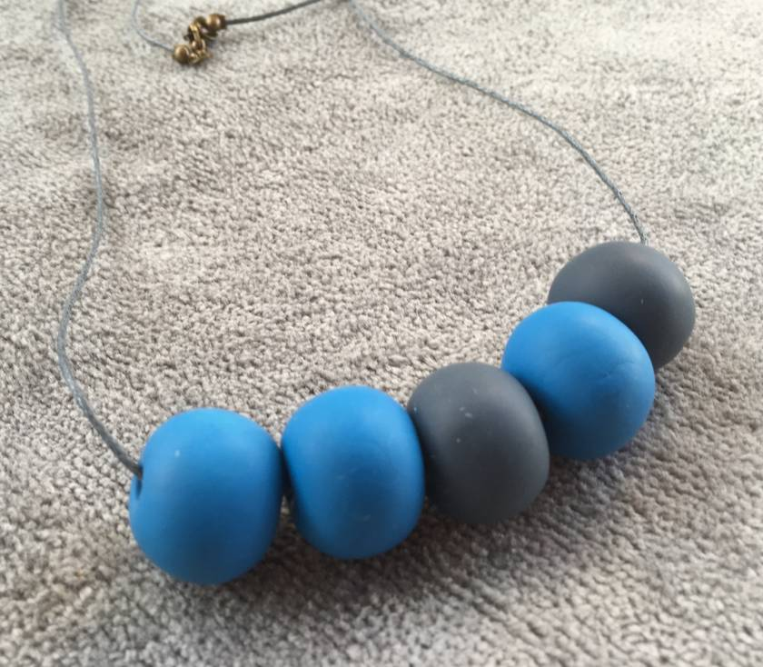Loving The Blues Beads
