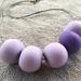 Loving Violet Beads