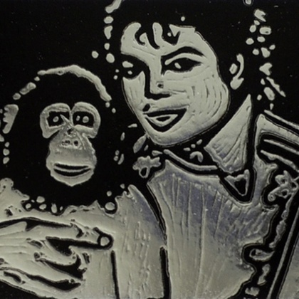 MJ & Bubbles