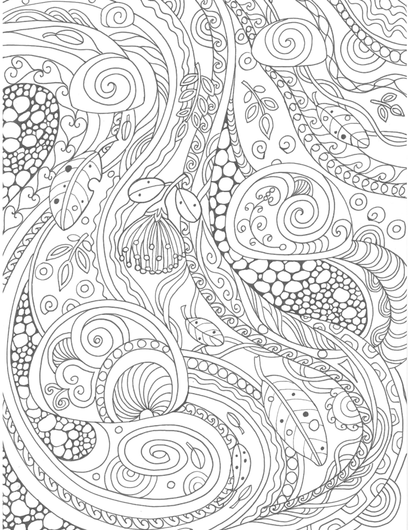 Secret garden colouring in book nz - Co Co Coloring Books For Adults Nz New Zealand Inspired Coloring Designs
