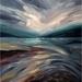 Stormy Horizon, Original Art