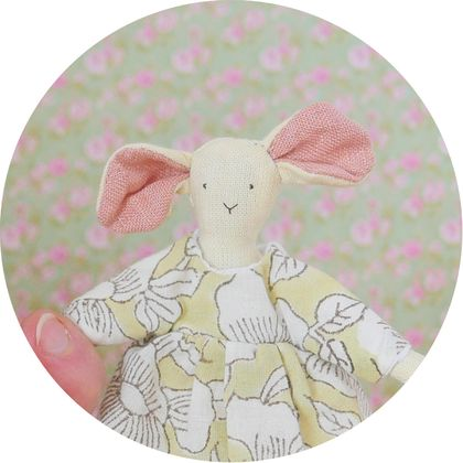 Esther  |   Courage Doll Mouse